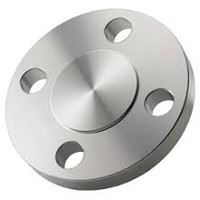 1 ¼ inch class 150 carbon steel blind flange