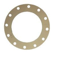 high temperature gasket  for 10 ANSI class 150 flange