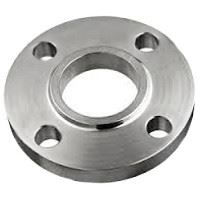 1 ½ inch Class 150 Lap Joint 304 Stainless Steel Flanges