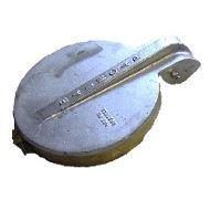 exhaust rain cap flapper aluminum 10