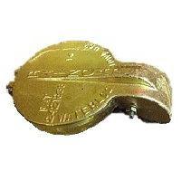 exhaust rain cap flapper Brass 8-5/8