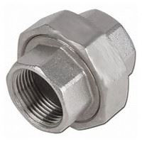 ⅜ inch NPT 316 Stainless Steel Union