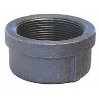 ¼ inch galvanized malleable iron threaded caps