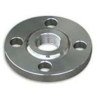 1 ¼ inch Threaded Class 150 304 Stainless Steel Flanges