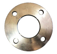 Picture of 0.75 inch Slip on Plate Flange 316 Stainless Steel