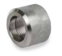 Picture of 1 1/2 inch class 3000 forged 304 Stainless Steel Half Coupling