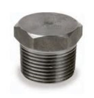 Picture of ⅜ inch NPT Class 3000 Forged Carbon Steel hex head plug