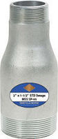 Picture of 1 X 1/2 inch NPT Schedule 80 Swage Nipple