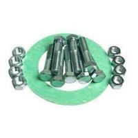 Picture of Non Asbestos Ring Gasket and Nut Bolt Kit for 1 inch ANSI class 300 flange